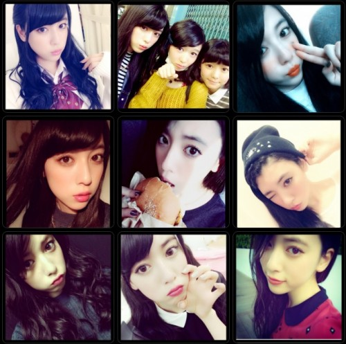 三吉彩花ブログ画像1