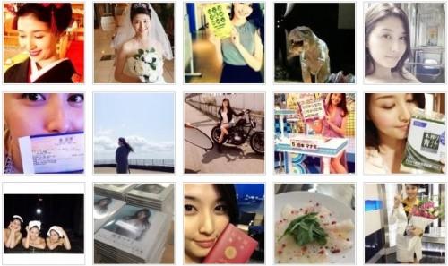 橋本マナミブログ画像1