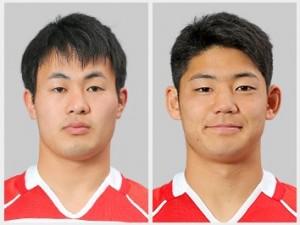 ラグビー日本代表大学生